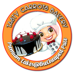 Tasty Carrots Bakery Logo